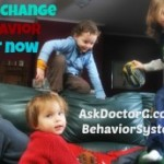 Change a Kid Behavior Now