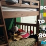 Do kids HAVE to clean their rooms?