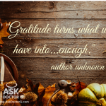 Getting Your Kids Ready for Thanksgiving: Table Manners, Gratitude and Appreciation
