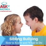 Stop Sibling Bullying Before it Starts. Keep Your Kids From Fighting on Their Holiday Break