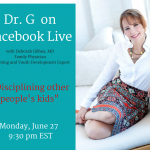 Join Me Tonight for a Live Chat on Facebook!