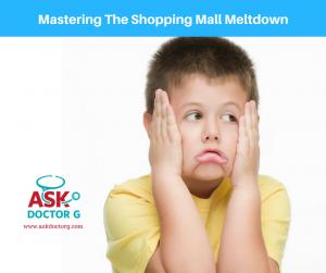 Mastering the Shopping Mall Meltdown