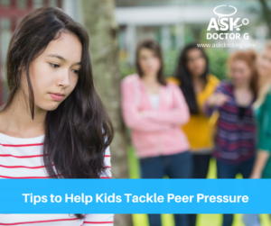 3 Ways to Help Kids Tackle Peer Pressure