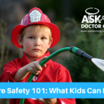 Fire Safety 101: What Kids Can Do