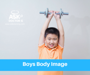 Tackling Boy's Body Image