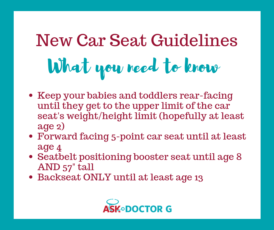 Pleasing What You Need To Know About The New Car Seat Guidelines Squirreltailoven Fun Painted Chair Ideas Images Squirreltailovenorg